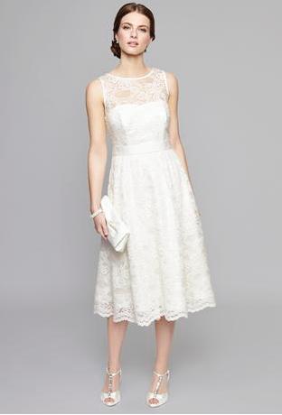 wedding dress under £100