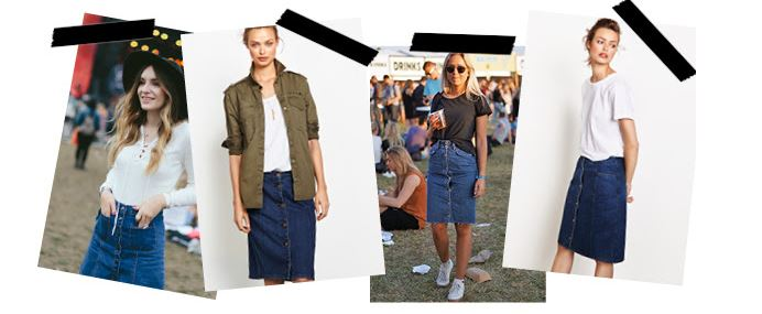 what to wear to a summer festival