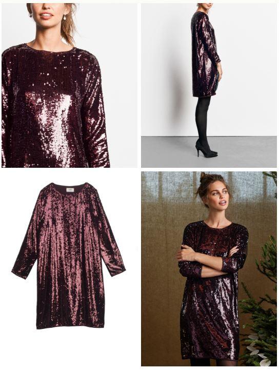 sequin dress for christmas
